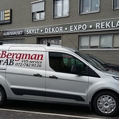 A Bergman rör