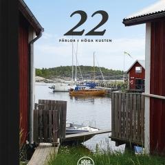 Fotobok som tar dig på en resa bland rödmålade sjöbodar med en doft av fisk, tång & surströmming