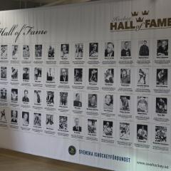 Hall of fame till Svenska Ishockeyförbundet
