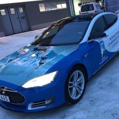 Tesla till U18 VM