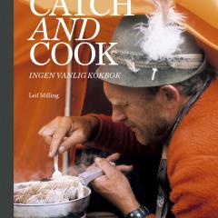 """Uppföljaren till succéboken """"Älgkött & peran"""" av Leif Milling. Ingen vanlig kokbok, en kokbok för kropp och själ."""