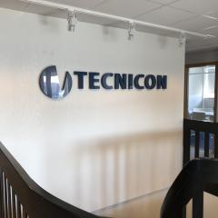 Profilbokstäver hos Tecnicon