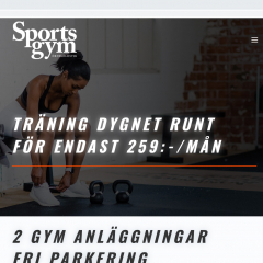 Sportsgym
